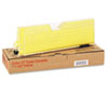400981 Toner, 5000 Page-Yield, Yellow