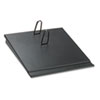 AT-A-GLANCE Desk Calendar Base, Black, 3 1/2