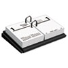 AT-A-GLANCE Desk Calendar Base, Black, 3