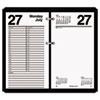 AT-A-GLANCE Large Desk Calendar Refill, 4 1/2
