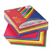 Array Card Stock, 65 lbs., Letter, Assorted Lively Colors, 250 Sheets/Pack