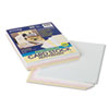 Array Card Stock, 65 lbs., Letter, Assorted Parchment Colors, 100 Sheets/Pack