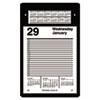AT-A-GLANCE Pad-Style Desk Calendar Refill, 5