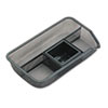 Rolodex Drawer Organizer, Metal Mesh, Black