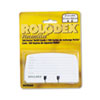 Rolodex Petite Refill Cards, 2 1/4 x 4, 100 Cards/Pack