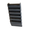 Classic Hot File Wall File Systems, Letter, Seven Pocket, Smoke