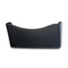 Unbreakable Single Pocket Wall File, Letter, Smoke