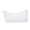 Unbreakable Single Pocket Wall File, Letter, Clear