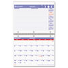AT-A-GLANCE Recycled Desk/Wall Calendar, 11 x 8-1/2, 2013
