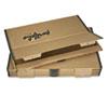 Safco Fiberboard Portfolio w/Metal Turnbuckles, 1-1/8