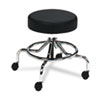 Safco Screw Lift Stool w/Low Base, 17-25