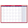 "Recycled Horizontal Erasable Wall Planner, 36"" x 24"", 2013"