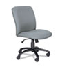 Safco Uber Series Big & Tall Swivel/Tilt High Back Chair, Gray