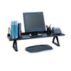Safco Value Mate Desk Riser, 100-Pound Capacity, 42 x 12 x 8, Black