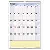 AT-A-GLANCE QuickNotes Wall Calendar, 15 1/2 x 22 3/4, 2016-2017