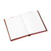 "Standard Diary  Recycled Daily Reminder, Red, 5 3/4"" x 8 1/4"