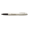 Sharpie Stainless Steel Permanent Marker, Fine Tip, Black