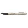 Sharpie Stainless Steel Permanent Marker, Fine Tip, Black