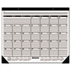 AT-A-GLANCE Recycled Desk Pad, 24
