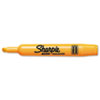 Sharpie Accent Tank Style Highlighter, Chisel Tip, Orange, 12/Pk