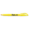Sharpie Accent Pocket Style Highlighter, Chisel Tip, Yellow, Dozen