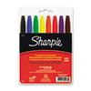 Sharpie Fine Point Permanent Marker, Assorted, 8/Set