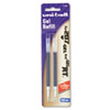 Refill for uni-ball Signo Gel 207, Medium, Blue Ink, 2/Pack