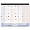 "QuickNotes Special Edition Recycled Desk Pad, 22"" x 17"", 2013-2014"