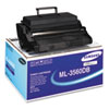 Samsung ML3560DB Toner Drum, High-Yield, 12000 Page-Yield, Black