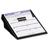 AT-A-GLANCE Flip-A-Week Desk Calendar Refill, 5 5/8 x 7, White, 2016