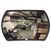 "160 degree Convex Security Mirror, 24"" w x 15"" h"