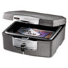 Sentry Safe Waterproof Security Chest, .36 ft, 15-1/4w x 14-7/8d x 7-1/2h, Charcoal Gray