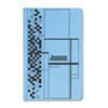 Journal Book, Blue Cloth Cover, 500 7 1/2 x 12 Pages