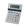 Sharp EL-310TB Twin Powered Semi-Desktop Calculator, 8-Digit LCD