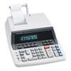 Sharp QS-1760H Two-Color Ribbon Printing Calculator, Black/Red Print, 4 Lines/Sec