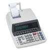 Sharp QS-2770H Two-Color Ribbon Printing Calculator, Black/Red Print, 4.8 Lines/Sec
