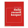 Scholastic Daily Record Keeper, Grades K-6, 11 x 8-1/2, 64 Pages