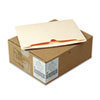 Reinforced Top File Jackets, Letter, 11 Point Manila, 100/Carton