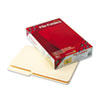 Guide Height File Folders, 2/5 Cut Right Top Tab, Legal, Manila, 100/Box