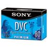 Sony Premium Grade Digital DVC Videotape Cassette, 80 Minutes