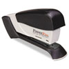 Compact Stapler, 15-Sheet Capacity, Black/Gray