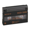 Sony 8 mm Cartridge, 112m, 5GB Native/10GB Compressed Capacity