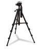 Remote Control Camcorder Tripod, 19&quot; to 57 3/4&quot;, Gray