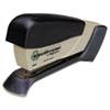 Compact EcoStapler, 15-Sheet Capacity, Sand