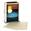 Parchment Specialty  Paper, Copper, 24 lbs., 8-1/2 x 11, 500/Box