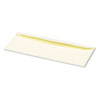25% Cotton #10 Business Envelope, Ivory, 24 lbs., Wove,  250/Box, FSC