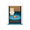 Southworth Parchment Specialty Paper, Ivory, 32 lbs., 8-1/2 x 11, 250/Box