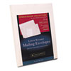 100% Cotton Resume Envelopes, Almond, 24 lbs., 9 x 12, Linen, 25/Box