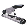 Heavy-Duty Stapler, 160-Sheet Capacity, Black/Gray