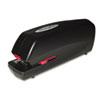 Portable Electric Stapler, 20-Sheet Capacity, Black